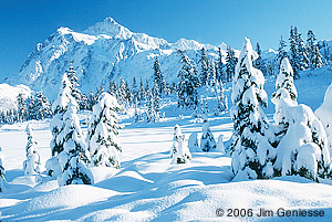 Favorite Places: Mount Shuksan, WASHINGTON