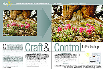 Craft & Control In Photoshop