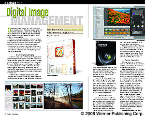 Gadget Bag: Digital Image Management