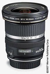 wide-angle zoom lenses - canon