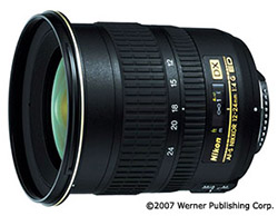 wide-angle zoom lenses - nikon
