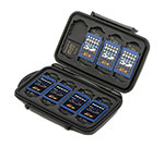 Pelican Projector Memory Card Case