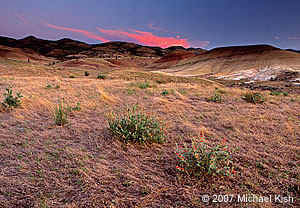 Favorite Places: John Day Fossil Beds National Monument, Oregon