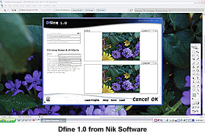 Dfine 1.0 from Nik Software