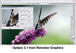 Optipix 3.1 from Reindeer Graphics