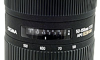 Short Report: Sigma APO 50-150mm ƒ/2.8 EX DC HSM