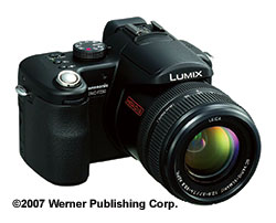 Panasonic Lumix DMC-F250