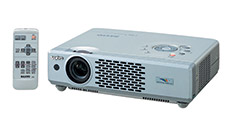 digital projectors - sanyo