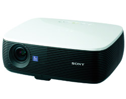 digital projectors - sony