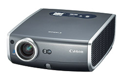 digital projectors - canon