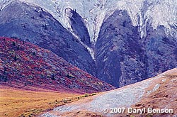 The Dempster Highway, Yukon Territory