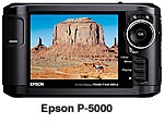 Epson P-5000 Multimedia Storage Viewer