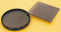 Using Graduated Neutral-Density Filters