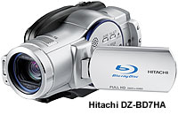 Hitachi DZ-BD7HA