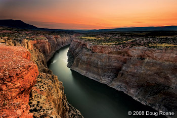 Devil Canyon Overlook, Bighorn Canyon NRA, Wyoming
