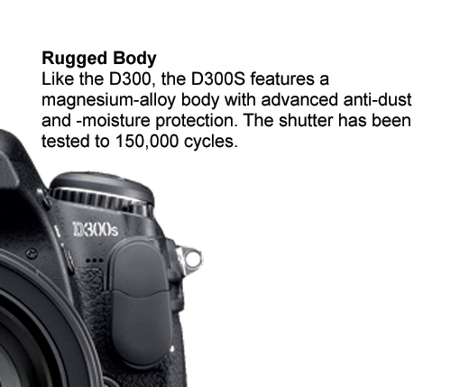 Nikon D300S - Outdoor Photographer