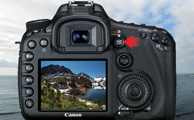 Video DSLRs For Nature Shooters - Outdoor Photographer