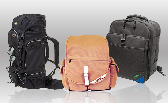 Photography Hybrid Backpacks