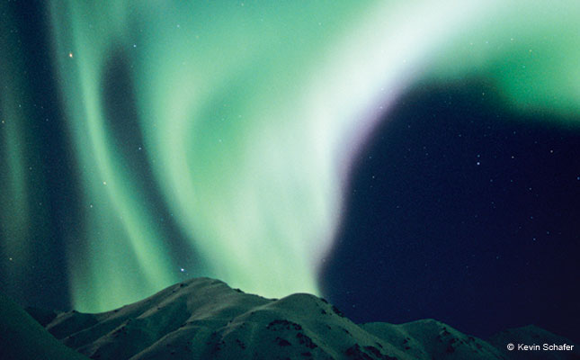 Chasing The Aurora Borealis