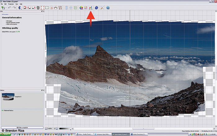 Supersized Panorama Stitching Tips & Techniques