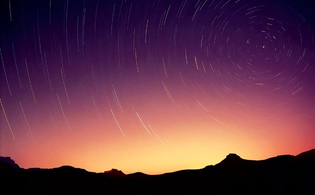 Solutions: How To Shoot Star Trails