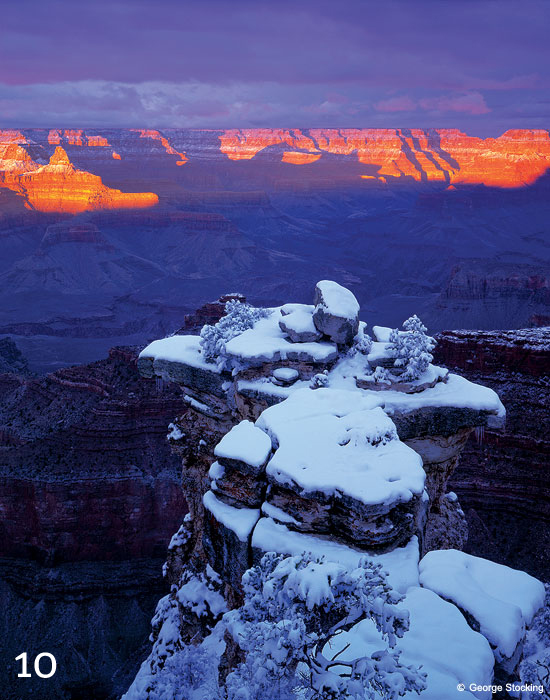 Grand Canyon Landscape Photography Tips