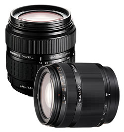 extreme zoom lenses