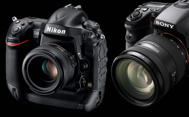 The New Breed Of DSLRs