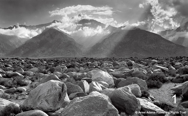 Be A Modern Ansel Adams