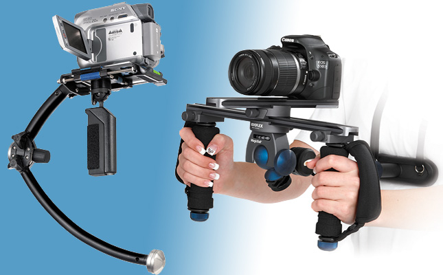 Gear For Still And HD-Video Capture