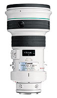 Canon EF 400mm ƒ/2.8L IS II USM