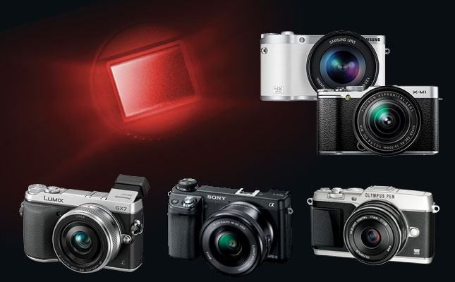 The New Wave Of Mirrorless