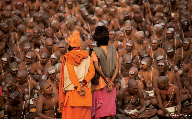 The Faces Of Kumbh Mela