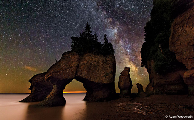 Landscape Astro Photography