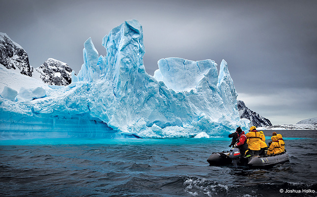 Antarctica: The Edge Of The World