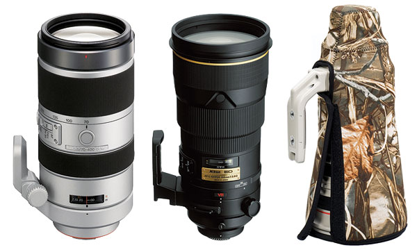 wildlife photography gear