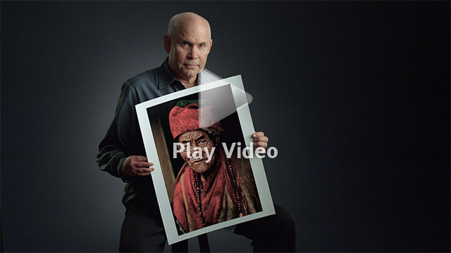 Steve McCurry: The Most Important Part Of My Archive