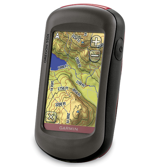 Garmin GPS device - Winter Photography Gear