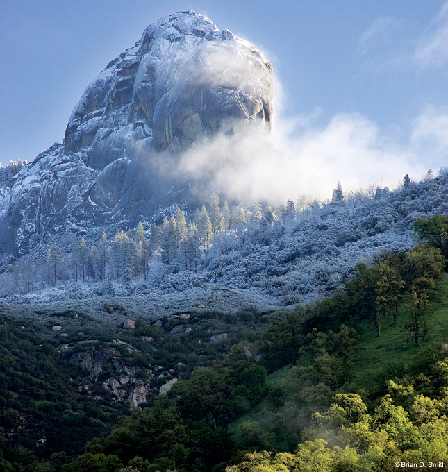 Moro Rock Sequoia National Park California Outdoor