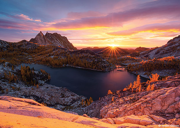 Enchantment Lakes, Leavenworth, Washington