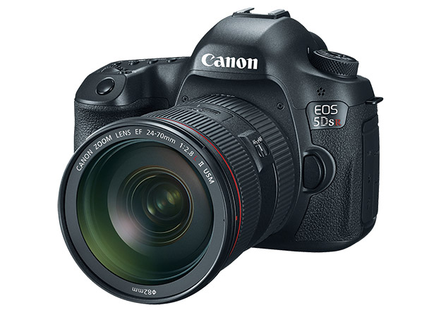 Canon EOS 5DS R - full-frame cameras
