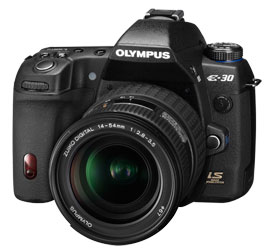 Olympus Announces New E-30