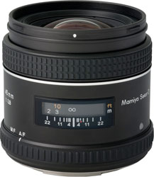 Two New Mamiya Lenses