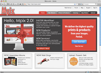 Mpix Launches New and Improved Website