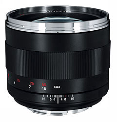 Zeiss Releases Two EF Mount Lenses