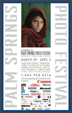 The 4th Annual Palm Springs Photo Festival