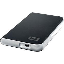 WD Extends Line Of Mac External Hard Drives