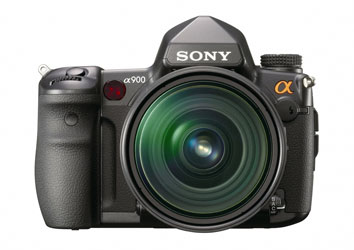 Sony Unveils First Full-Frame D-SLR