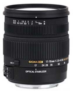 Sigma's New 17-70mm