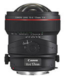 Canon Adds Tilt-Shift Lenses